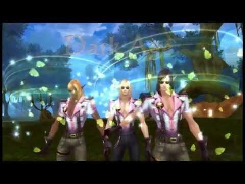 Forsaken World Dance men
