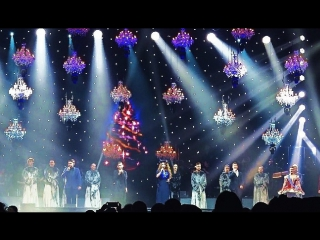9-Happy you Christmas - Sarah Brightman, Mario Frangoulis, Narcis, Fernando Varela, Gregorian. Herning - St.Petersburg, 28.11.20