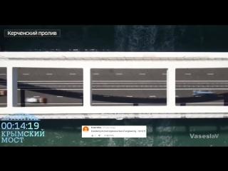 Открытие Крымского моста  Комментарии иностранцев