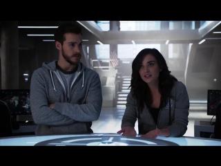 Supergirl 3x09 Sneak Peek #2 Reign Season 3 Episode 9
