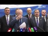 Жириновский против рукопожатий