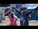 How to make friends at the track