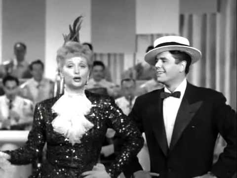 I Love Lucy - Cuban Pete Sally Sweet