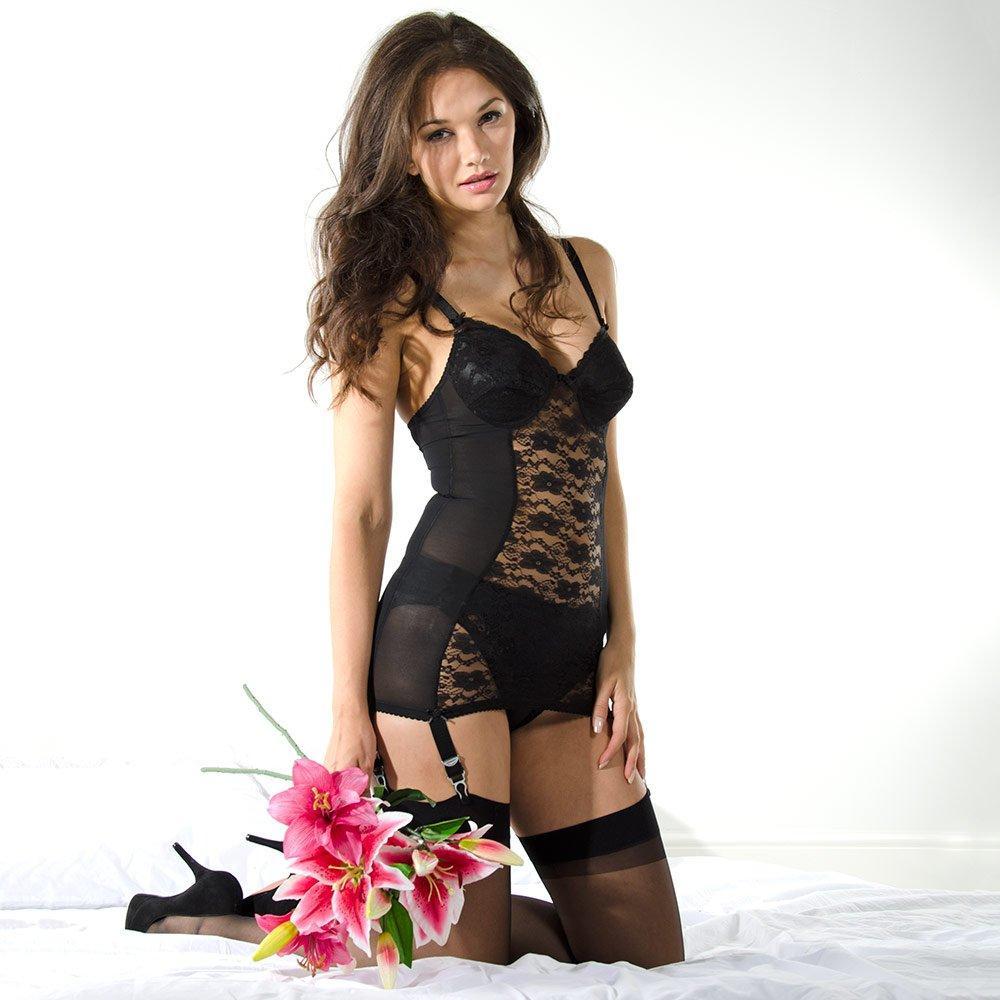 Katya sambuc in sexy mini skirt