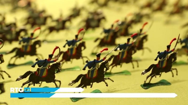 История Игрушек. Оловянные Солдатики / Toy Story. Tin Soldiers. (2013.г.)