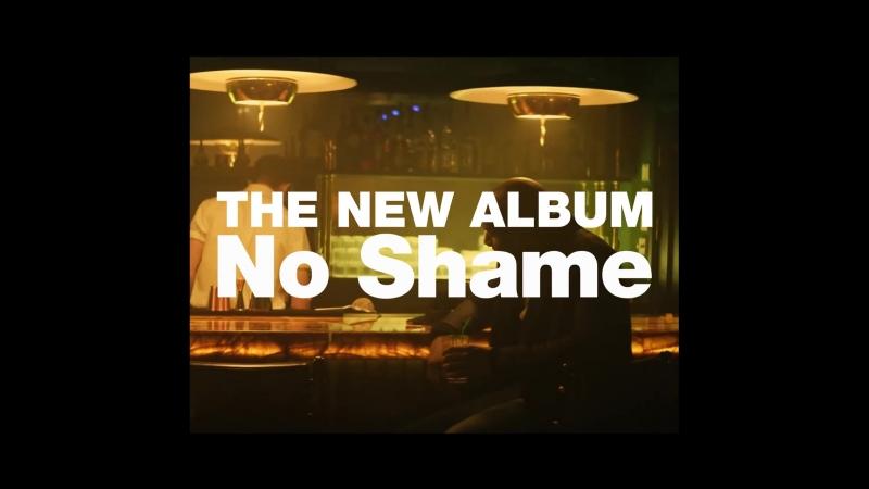 Реклама предзаказа альбома No Shame