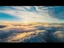 Один день в Карпатах: туман и горы