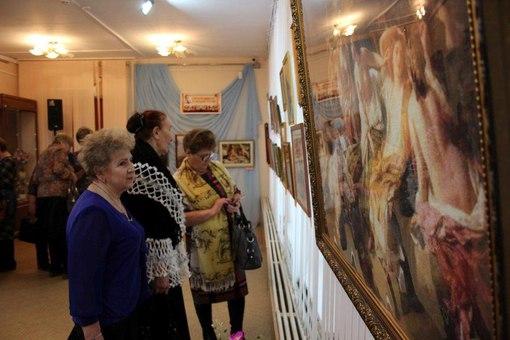 В Краеведческом музее открылась выставка женского рукоделия