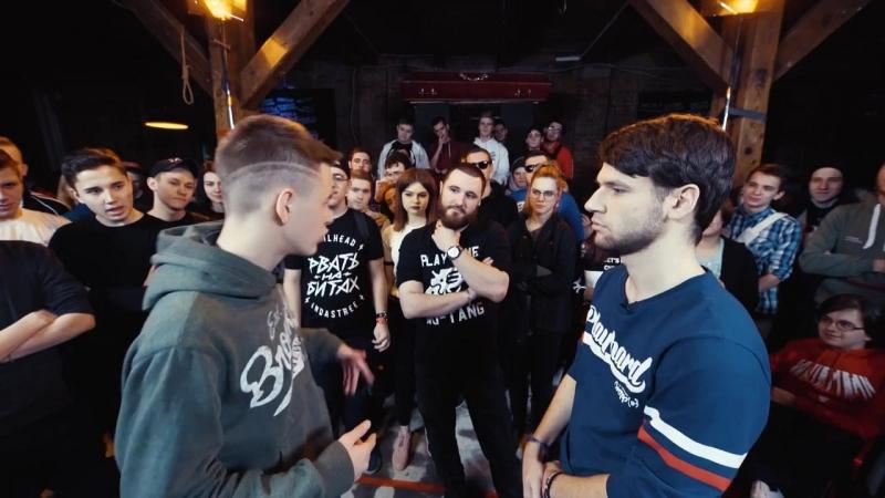 [RBL [Russian Battle League]] RBL: HAWKINS VS СЕРЕЖА СОТНИКОВ РЭПЕР (ОТБОР СЕЗОН 2, RUSSIAN BATTLE LEAGUE)