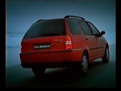 Reklama Nowy Fiat Palio Weekend (FL) 2002 Polska