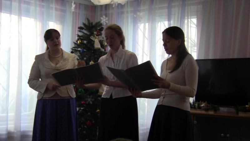 Дева днесь - кондак Рождества Трубачев
