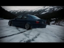 BMW E36 SNOW DRIFT