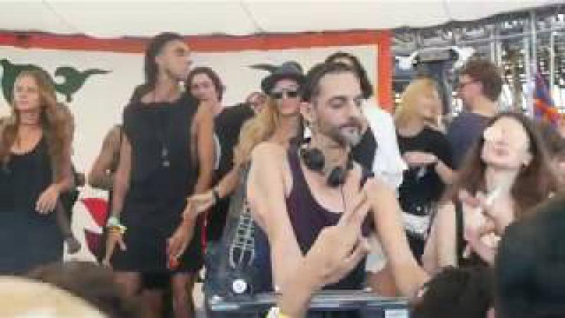 Ricardo Villalobos Live at EPIZODE Arma17 Phu Quoc Island clip 4