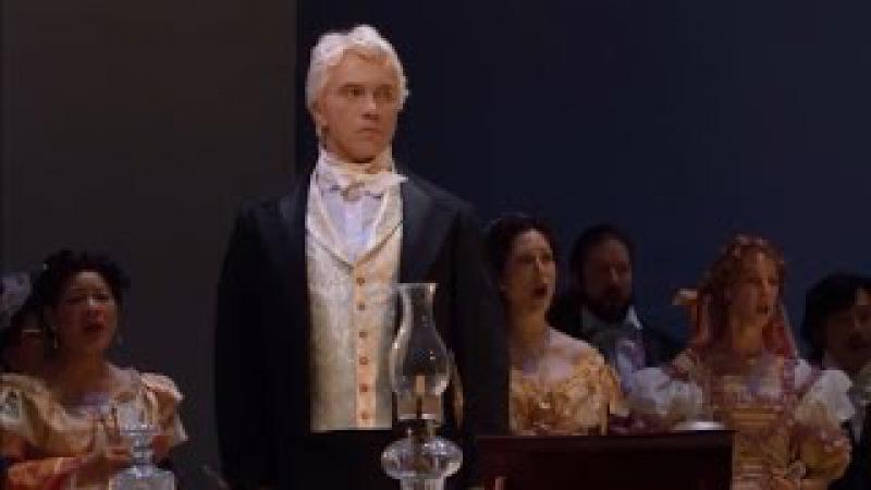 Pyotr Tchaikovsky - Eugene Onegin (Metropolitan Opera) \Пётр Чайковский - Евгений Онегин