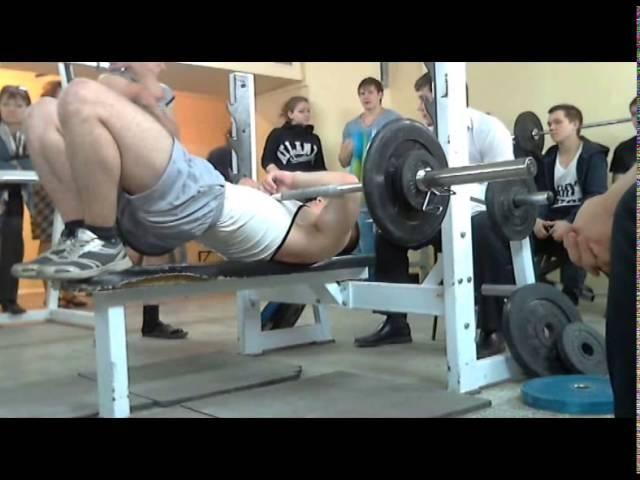 Каштанов С, СВ=86 кг, 55 кг на 47 повт, 25-04-2014