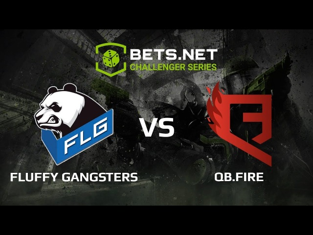 Fluffy Gangsters vs Challenger Series