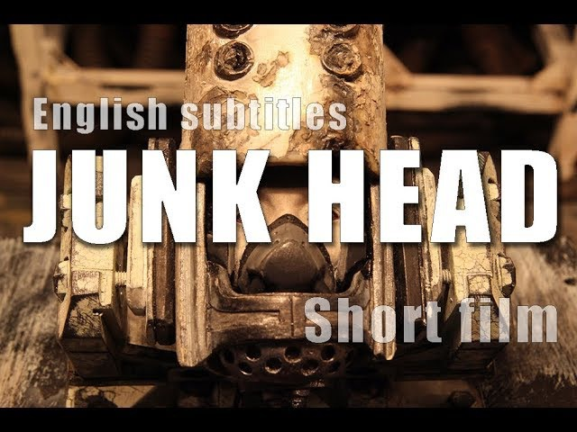 Short film Junk Head English subtitles