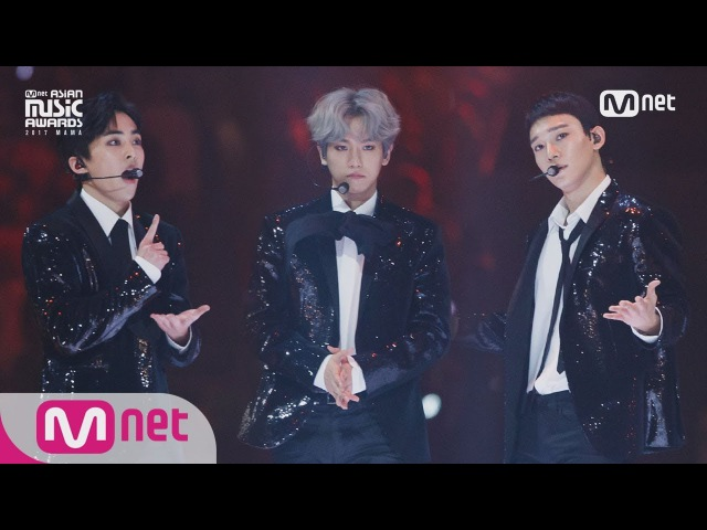 [2017 MAMA in Japan] EXO-CBX_INTRO Hey Mama!