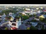 Витебск - 2017 с квадрокоптера DJI Mavic Pro