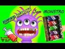 Джемы Jam Monstro более чем годная жижа