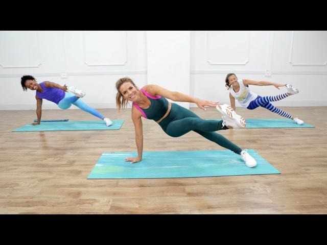 Тренировка на все группы мышц/Body Sculpting Workout