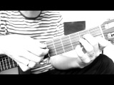 Sean Lennon -- A Monster In Paris (Acoustic Fingerstyle guitar a video lesson Bar_u_lin)