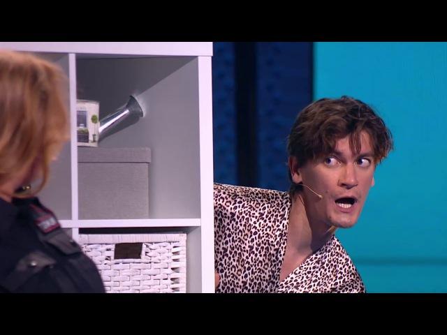 Камеди Вумен - Извращенец, полицейский и «Игра престолов» из сериала Comedy Woman смот...