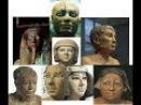 Белые Боги, Фараоны и население Египта.