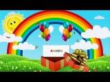 8 марта/футаж/концовка для видео праздника в детском саду