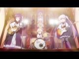Tenshi no 3P! 12 серия END русская озвучка Mutsuko Air / Ангельское трио 12 / А вот и три ангела!