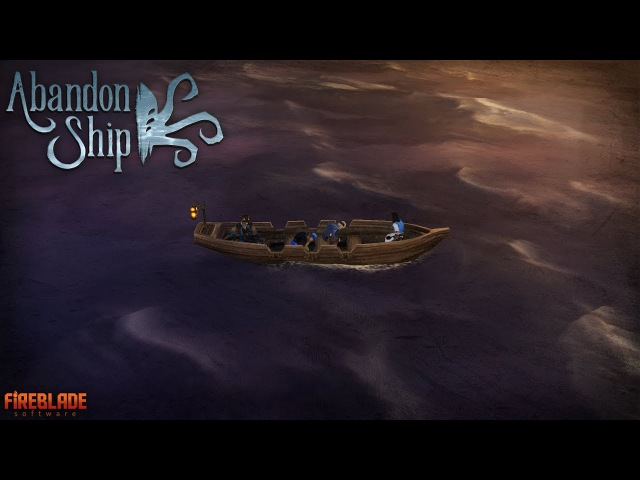 Abandon Ship Trailer