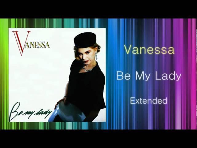 Vanessa - Be My Lady (KEN HIRAYAMA MIX)
