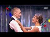 Танцы: Илья Прелин и Оля Батурина (сезон 4, серия 18) из сериала Танцы смотреть бесп...