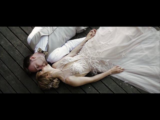 Georgy Elena. Wedding day