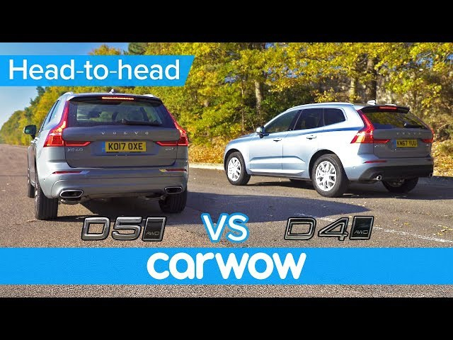 Volvo XC60 D5 vs D4 is the extra power worth the extra cash or should you spend it elsewhere