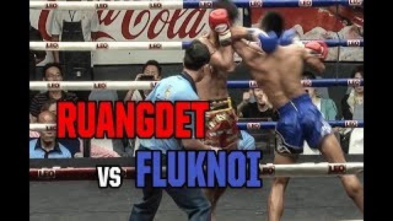 Muay Thai - Ruangdet vs Fluknoi
