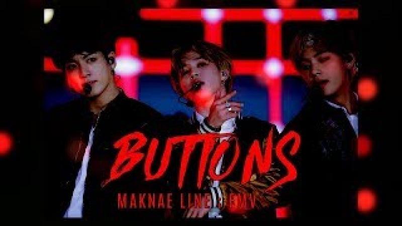 [fmv] buttons - maknae line (bts)