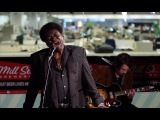 Charles Bradley performs
