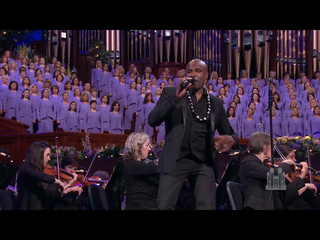 Where You Are, from Disneys Moana - Alex Boyé the Mormon Tabernacle Choir