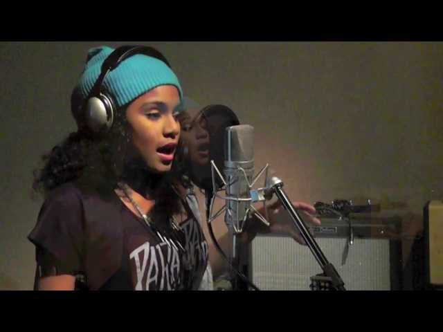 Dark Horse Katy Perry Official Video AANYSA cover A cappella harmony