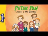 Peter Pan 1 The Darlings Level 6 By Little Fox
