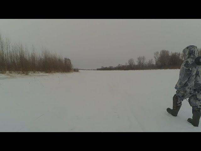 Рыбалка на Каме. Кубассы. Отчёт 15.03.18