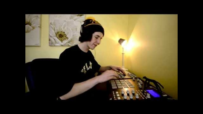 Chase hadden Inconceivable Live Beat on Akai MPD 26 APC40