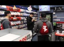 "Professional Call of Duty ""Athletes"" show off in GameStop"