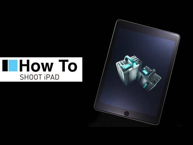 Broncolor How To - Part 25 Shoot IPad