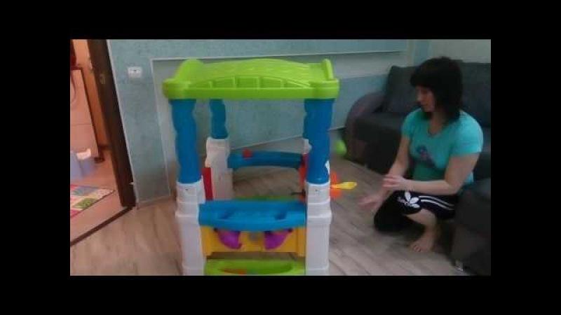 Игровой домик Step 2 Wonderball прокат игрушек «БлагТимка»