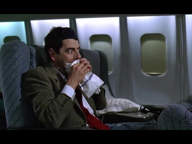 And that's how I met Mr. Bean