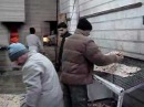 Sangak Bread Bakery in Tehran December 2007