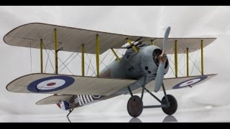 Wingnut Wings 132 Sopwith Snipe Build Log 6