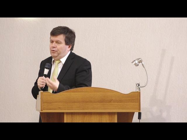 Пастор Виктор Филык / Отношение к Библии